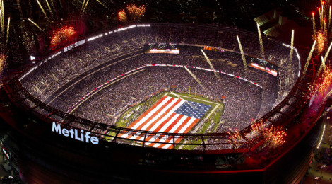 iBeacons at the Superbowl