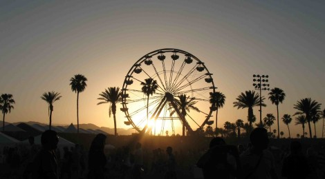 iBeacon at Coachella