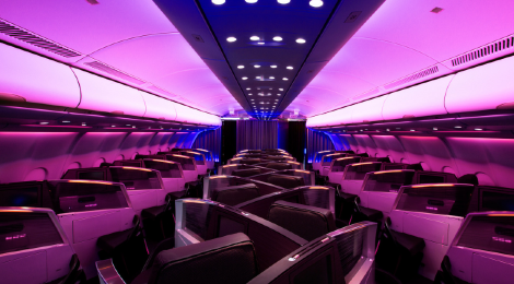 Virgin Atlantic Tests iBeacon