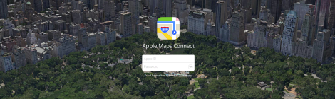 Apple Maps Connect Goes International