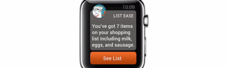 Apple iWatch, Marsh Supermarkets, inMarket and their iBeacon platform