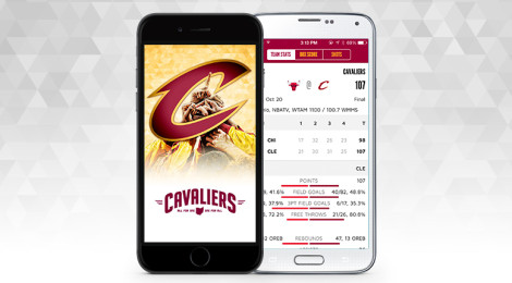 Cleveland Cavaliers now using iBeacons at Quicken Loans Arena
